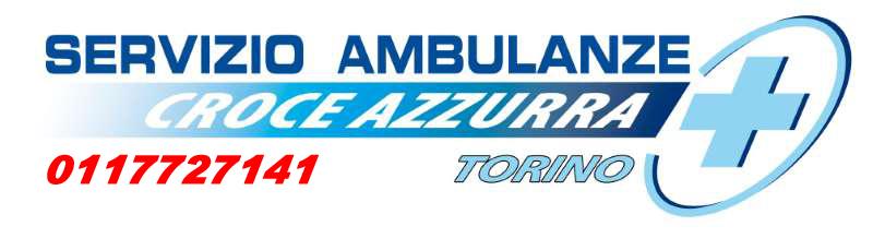 Croce Azzurra Torino - Ambulanze
